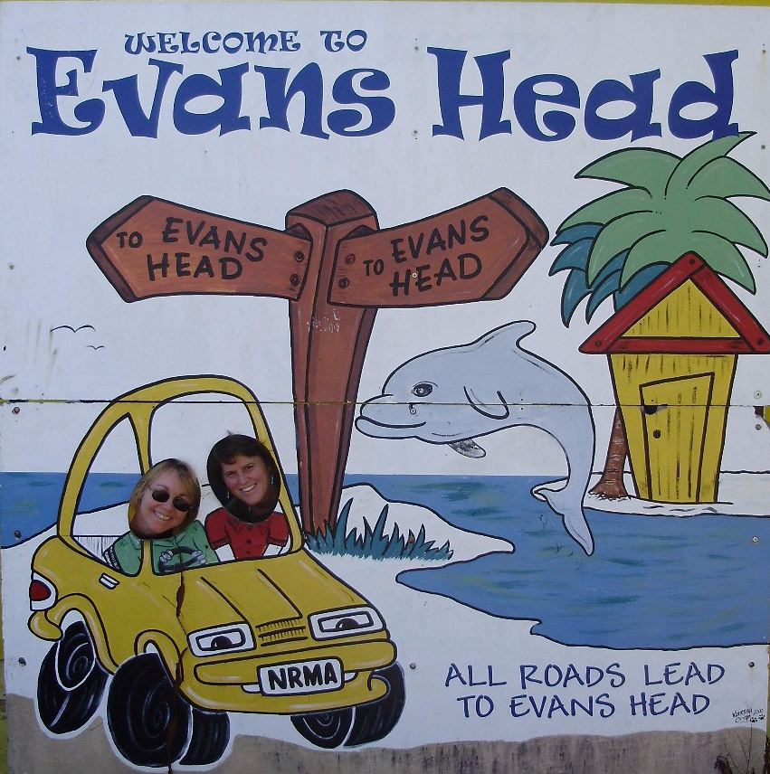 welcome to evans head