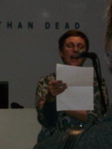 Karen Ferris, manager of Better Read Than Dead