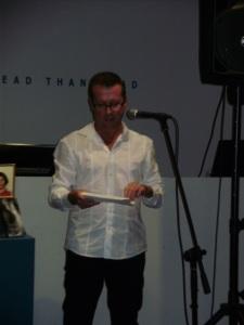 Patrick Shepherdson - crime prevention researcher