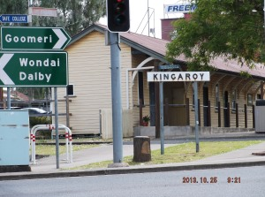 WELCOME TO KINGAROY!