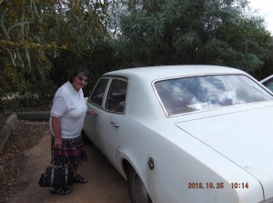 Gladys, my friendly Kingaroy historian
