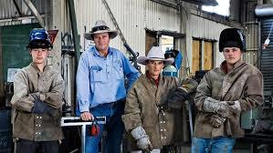 Bernie and ironman welders
