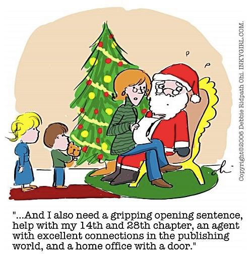 writer-christmas