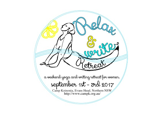 logo relax and write