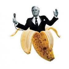 Bjelke banana
