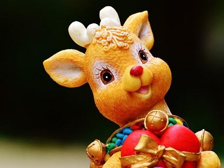 christmas_deer