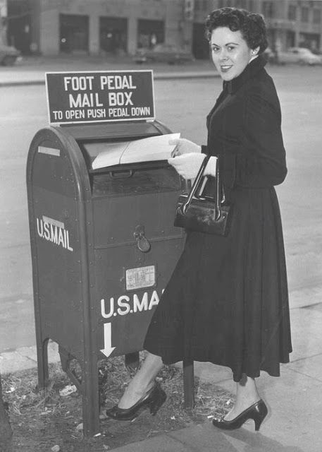 woman posting ms