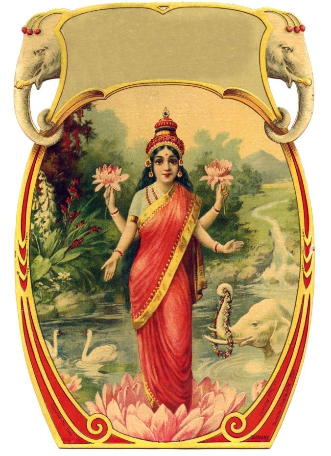 indian-goddess-vintageimage-Graphics-Fairy3